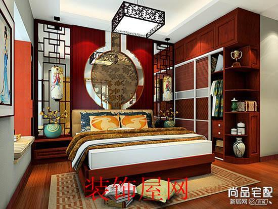 新中式架子床材料及价格